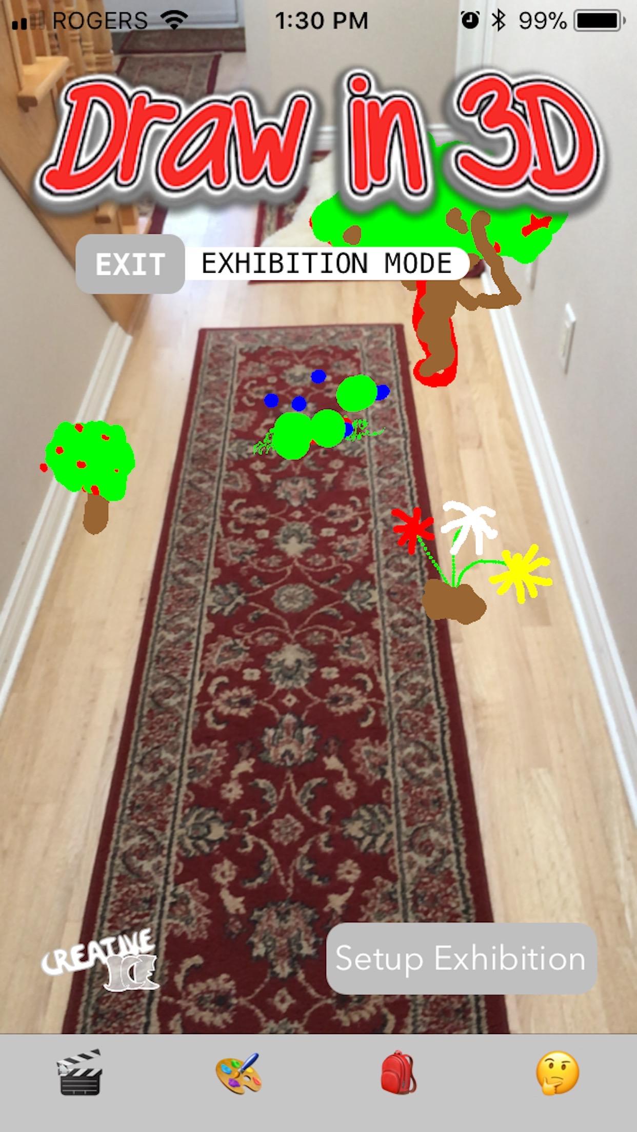 ExhibitionMode