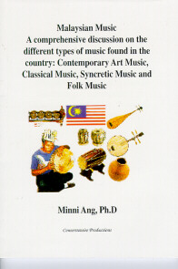Malaysian Music Book
